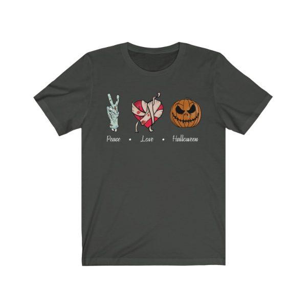Peace, Love & Halloween T-shirt | 18142 3