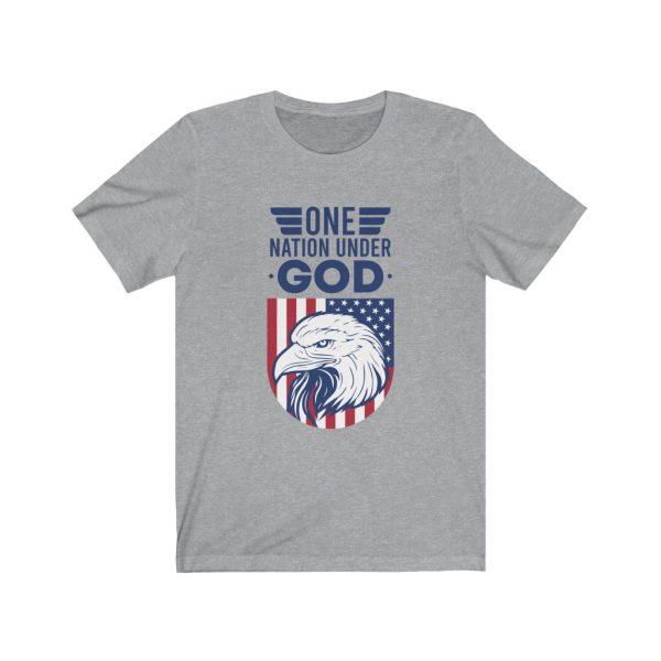 One Nation Under God Patriotic Eagle | 18078 2