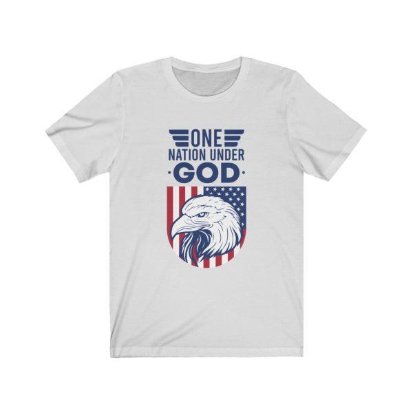 One Nation Under God Patriotic Eagle | 38608