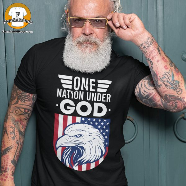 One Nation Under God - T-shirt