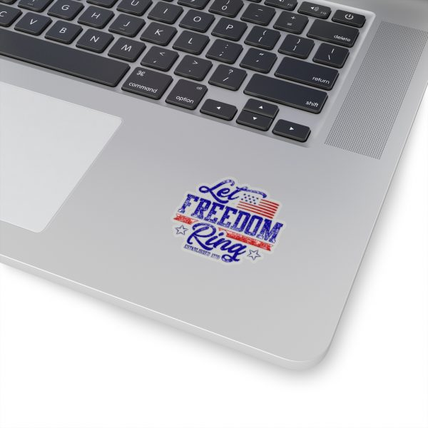Let Freedom Ring Stickers | 45747 3