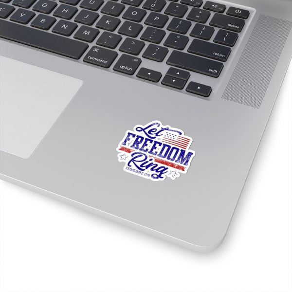 Let Freedom Ring Stickers | 45748 3