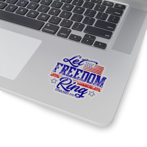 Let Freedom Ring Stickers | 45749 3