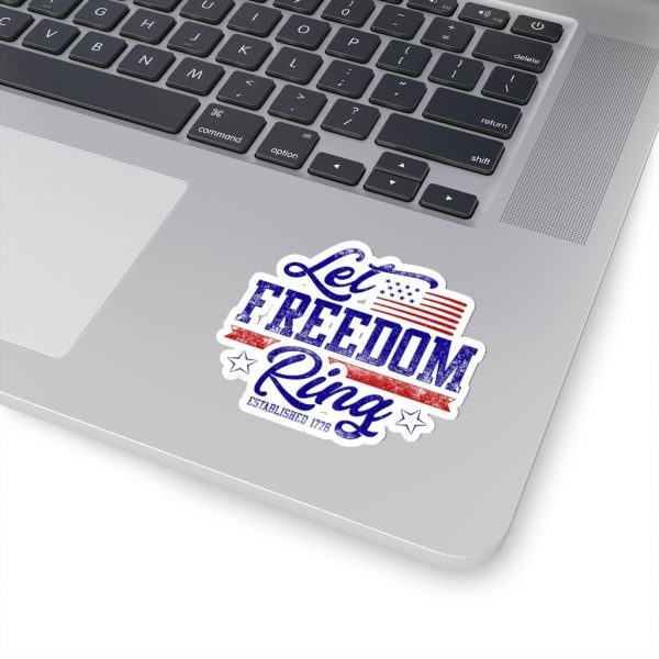 Let Freedom Ring Stickers | 45750 3