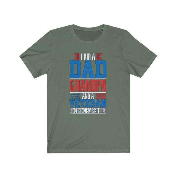 Dad Grandpa Veteran - Nothing Scared Me | 64319