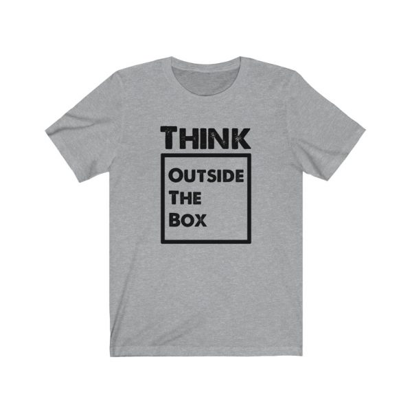 Think outside the box | 18078 1