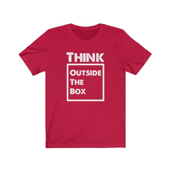Think outside the box | 18446 1