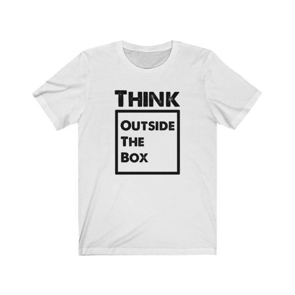 Think outside the box | 18542