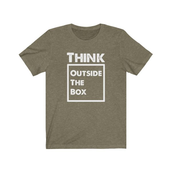 Think outside the box | 39562